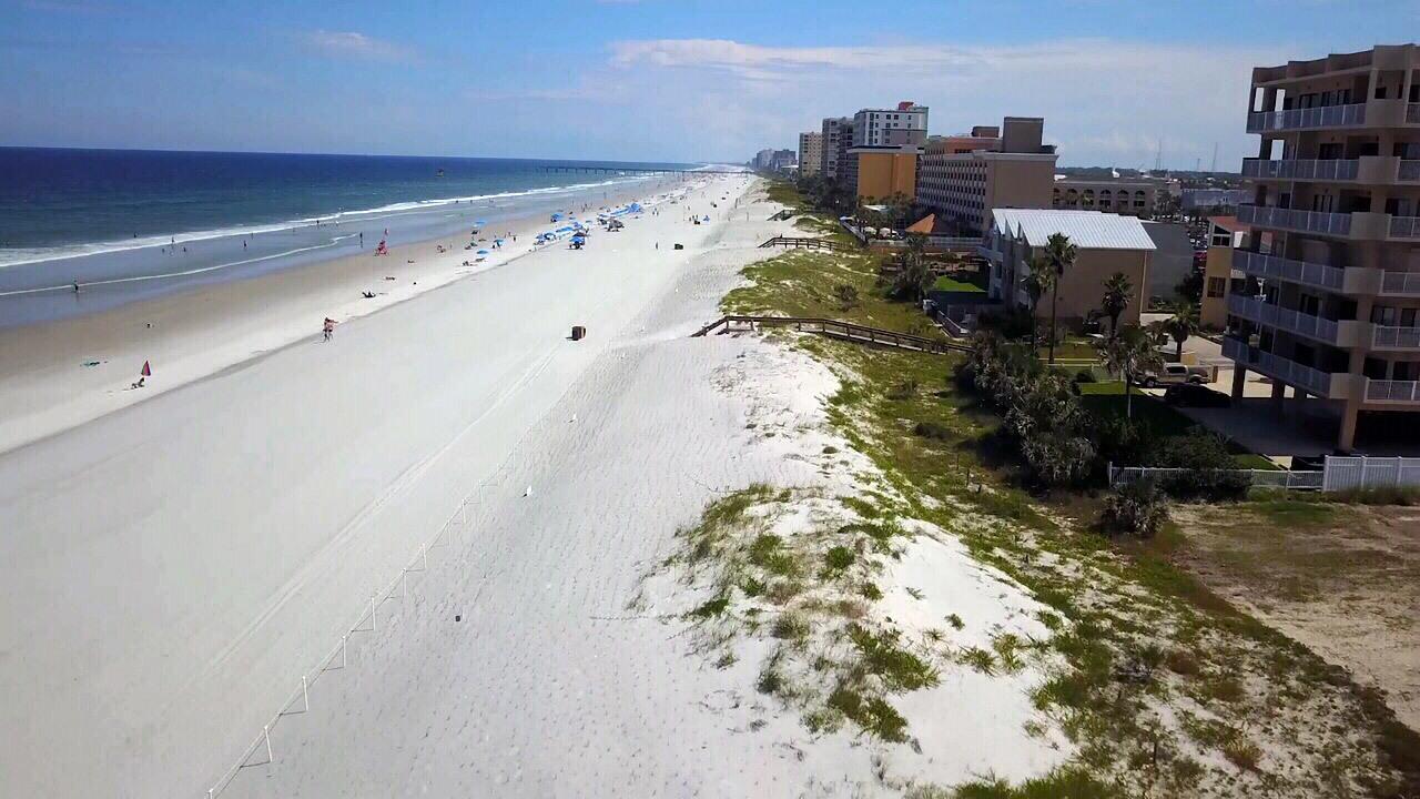 Jax Beach Residents Upset Some Dunes Won T Be Repaired