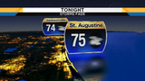 Calm and mild night before the storms move again Sunday