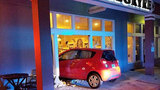 JSO: Man charged with DUI after crashing into AshleGryre storefront