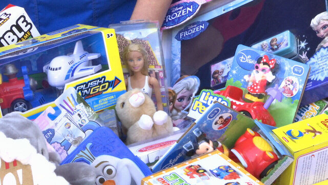 Help bring Christmas in July to Wolfson Children's Hospital