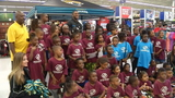 Allen Robinson's Within Reach foundation helps kids get ready for school