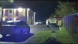 Man shot at the Knights Inn hotel parking lot