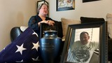 Widow upset VA didn't know about husband's death