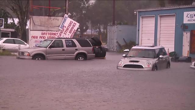 FEMA encourages residents to consider buying flood insurance