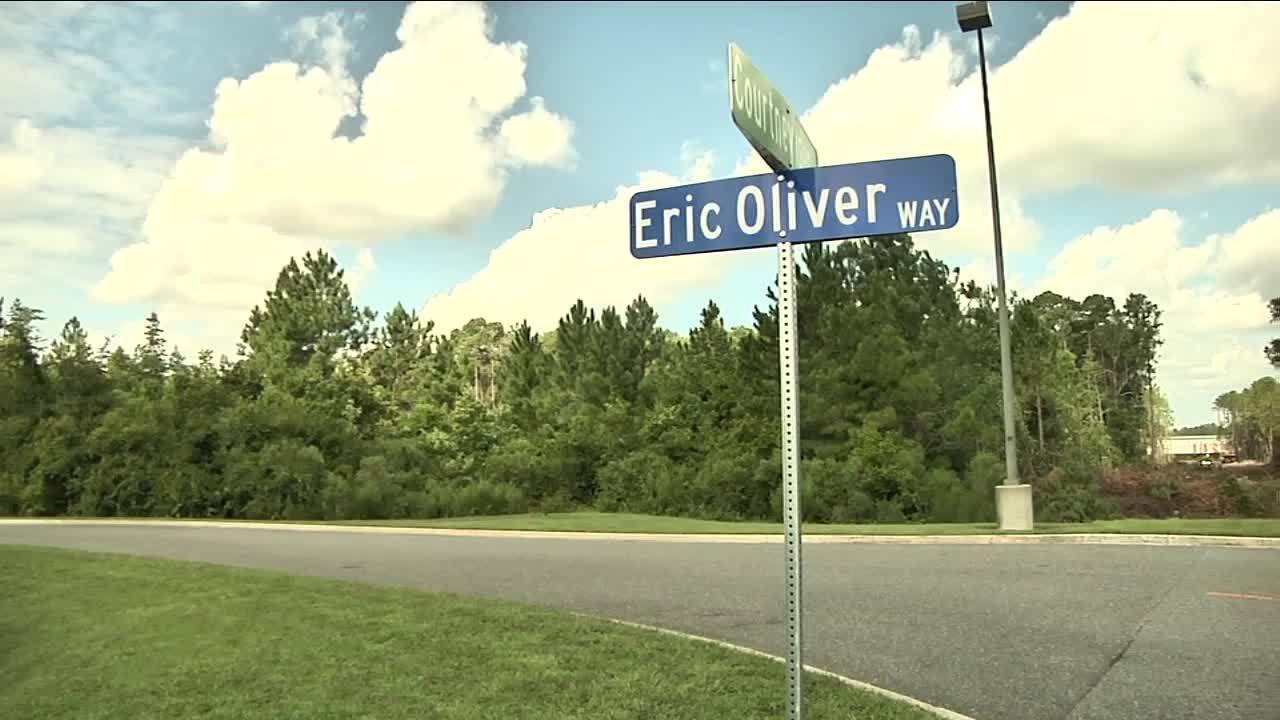 Road dedicated to Nassau County deputy killed in line of duty