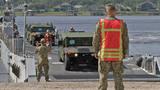 Marines train for combat prep scenarios on Blount Island