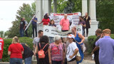 Call to remove Confederate statues prompts support, anger