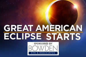 Bowden Eye countdown to eclipse