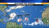 Potential Tropical Storm Nine develops