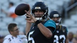 Jaguars open up QB competition after 12-8 loss to Bucs