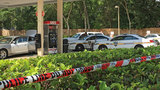 Police arrest suspected robber at Westside gas station
