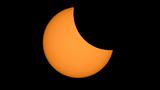 Eclipse dominates social media