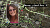 Woman dies 3 months after stabbing&#x3b; 2nd woman charged