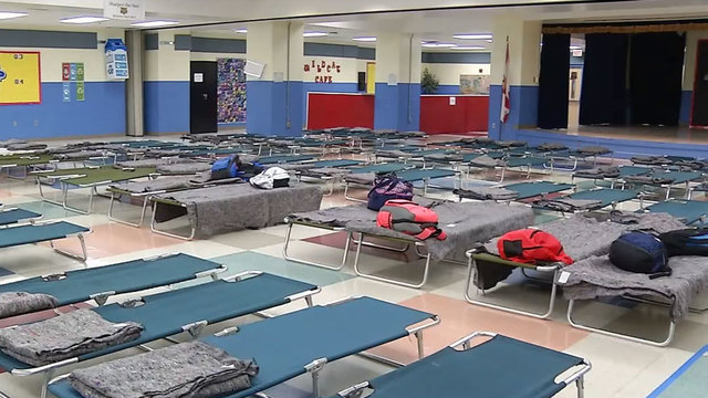 Need a special needs shelter? Register now on city's website