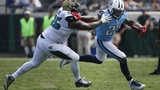 Titans dominate 2nd half, humble Jaguars 37-16