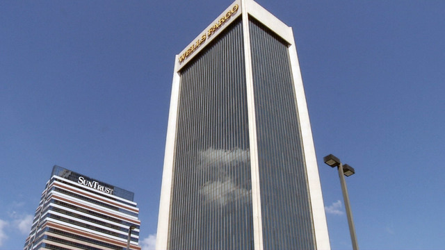 Jacksonville's iconic Wells Fargo building up for grabs, according to…