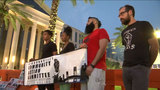 Community group calls for justice in shooting deaths of 2 Jacksonville men