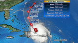 Maria restrengthens into major hurricane