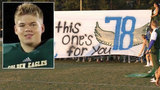 Teams set aside rivalry to remember Fleming Island High sophomore