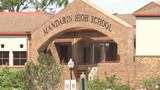 Airsoft gun found in student's car at Mandarin High School