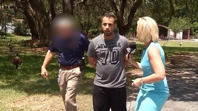 Nader Rayan July 2016 arrest