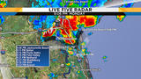 Formerly severe storms rolling into Clay and St. Johns counties as Duval&hellip&#x3b;