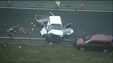 FHP: Deadly crash reported on I-10 in Macclenny