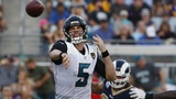Bortles, Jaguars pass offense in need of breakout game
