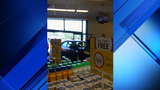 Driver injured when car plows into front of Jacksonville Winn-Dixie
