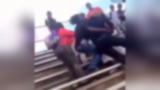 Videos show Ribault High administrator being attacked during pep rally