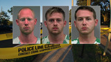3 Richard Spencer supporters arrested after shot fired at protesters