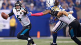 Bortles, Jaguars' D sacks Colts to stay atop division