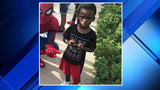 Police searching for missing 3-year-old boy