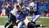 Jaguars shutout Colts in Indy