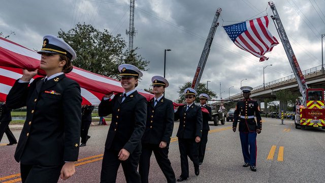 Helpful guide to Jacksonville's 2019 Veterans Day Parade
