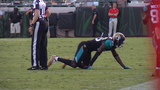 Jaguars rule out WR Hurns for next game at winless Browns