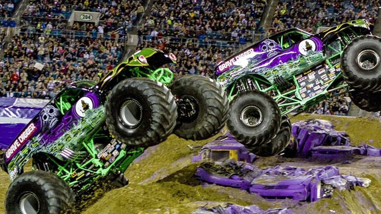 Monster Jam 2018 coming to Jacksonville