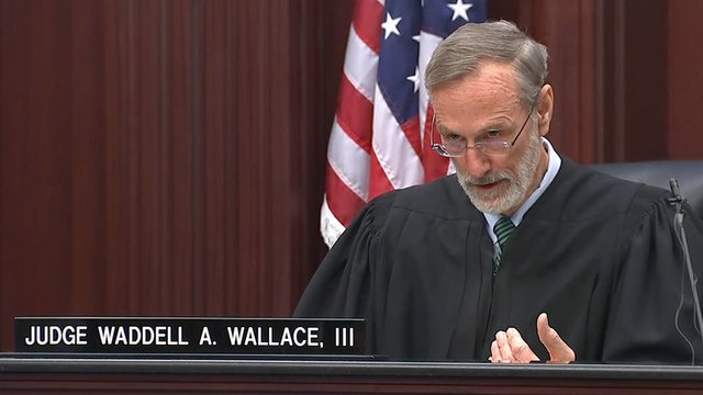 Judge resentences maddie cliftons killer to life in prison judge waddell wallace iii ccuart Images