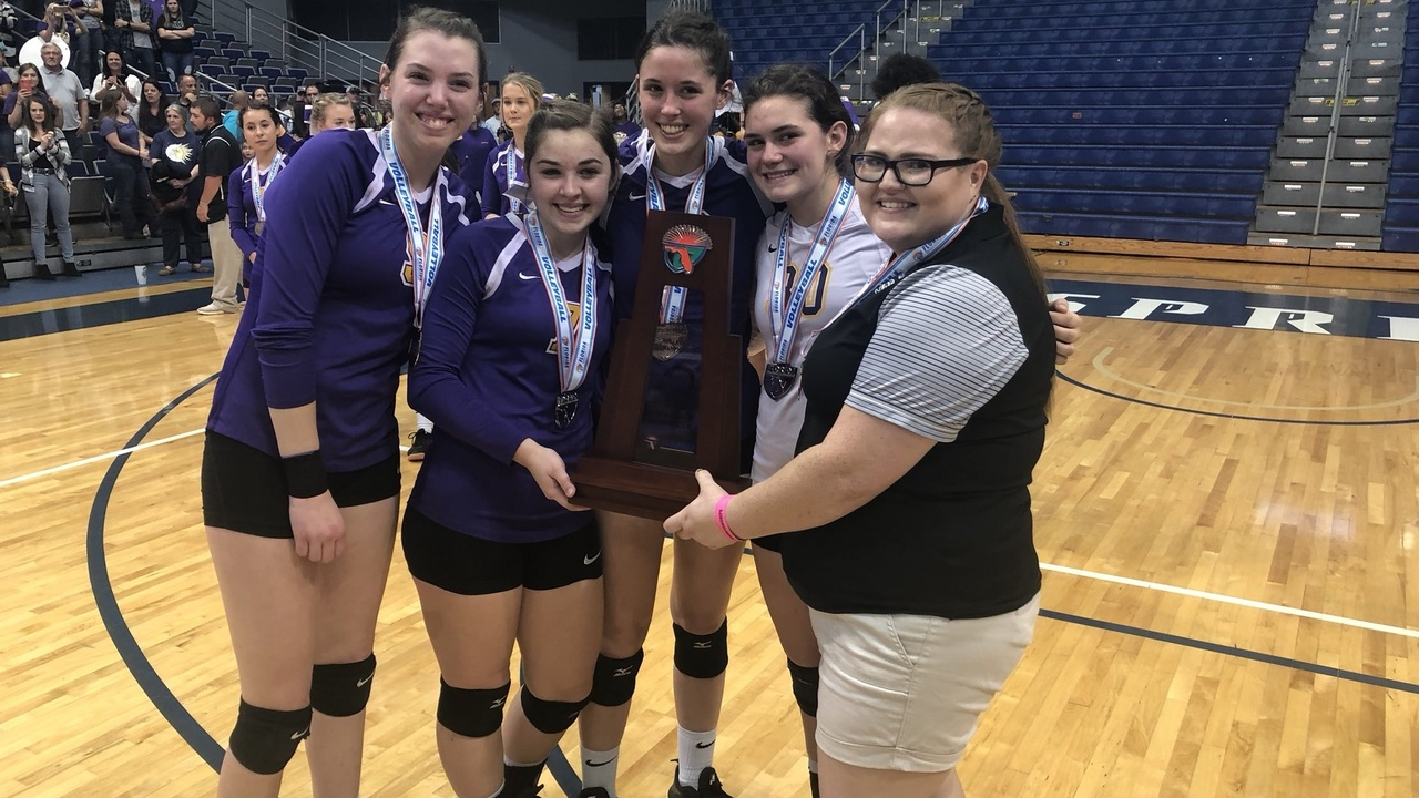 Florida Hospital Credit Union >> Union County falls short in 1A Girls Volleyball Championship