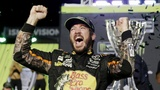 Truex wins race and championship