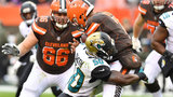 Defense carries Jaguars to 19-7 win over Browns=