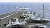 Navy C-2 transport crash leaves 3 missing in Philippine Sea