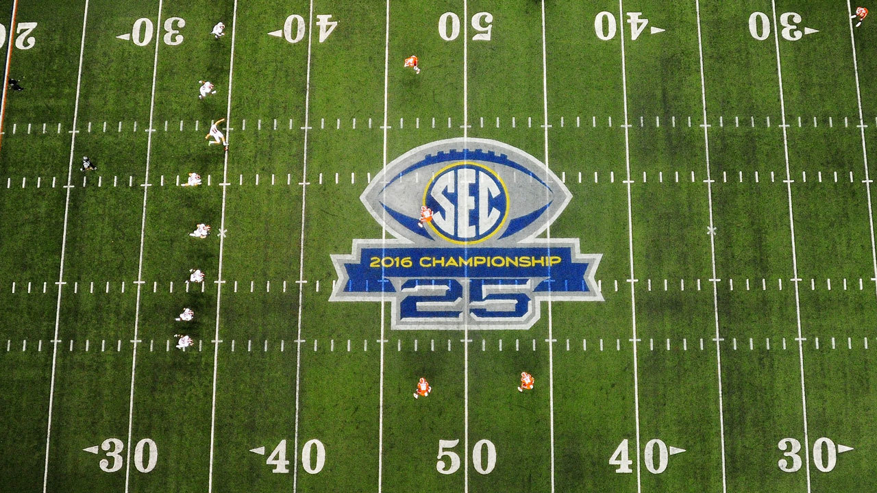 Georgia Bulldogs Sec Championship 2017 >> SEC warning of counterfeit tickets for Championship Game