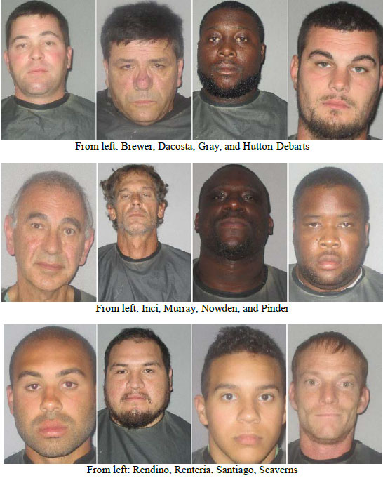 12 arrested for soliciting prostitution in Flagler County