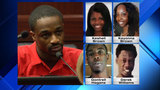 Man convicted in 1 killing gives details in unsolved quadruple murder