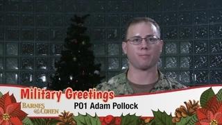 PO1 Adam Pollock