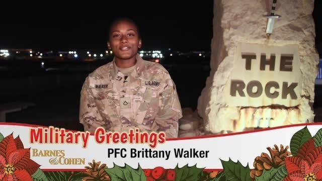 PFC Brittany Walker