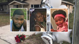 Family prepares to bury man, woman, child found murdered