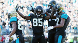 Plenty to celebrate: Jags secure playoff berth with win over Houston