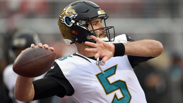 Blake Bortles is the best bargain QB in the NFL